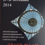 ART EN CAPITAL  au Grand Palais du 25 au 30 Novembre 2014