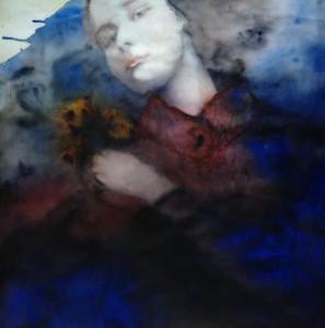 Portrait de N. 70x70