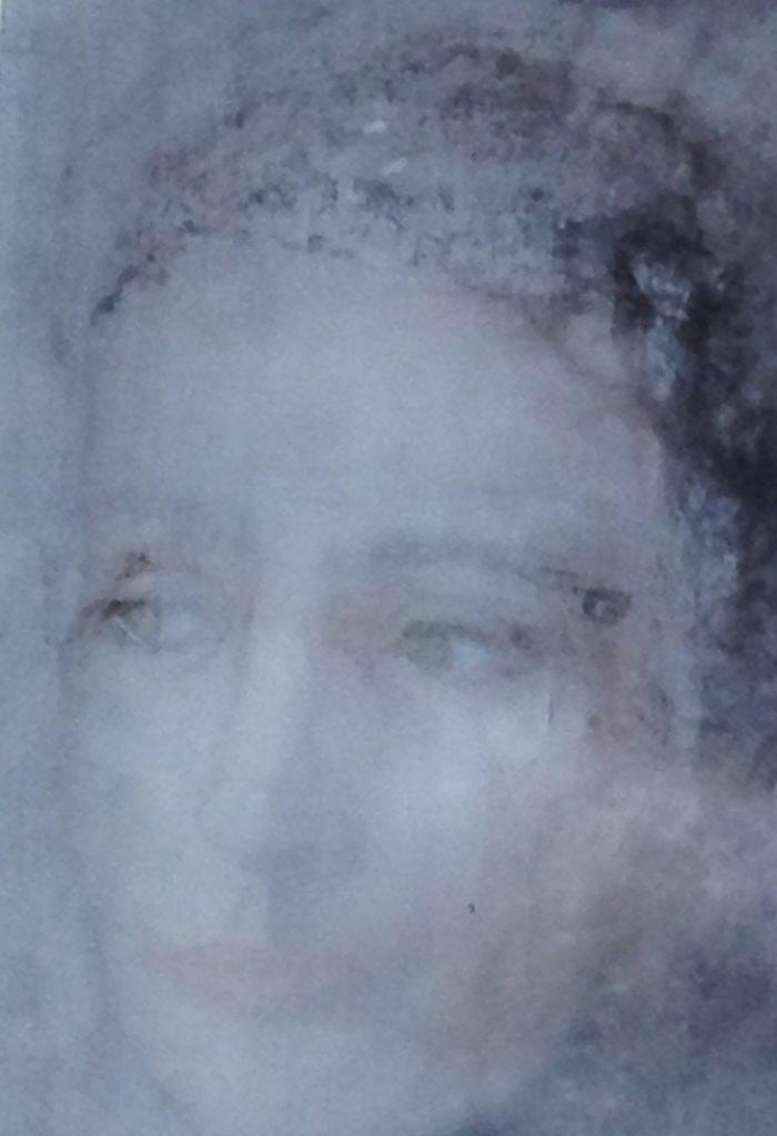 Réminiscence, 26x30,encre et aquarelle