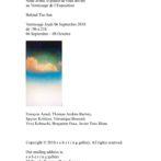 Exposition de groupe-Galerie Sobering